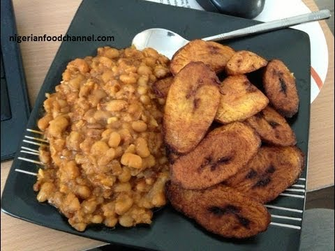 How to cook nigerian beans wa nigerian food recipes youtube forumfinder Choice Image