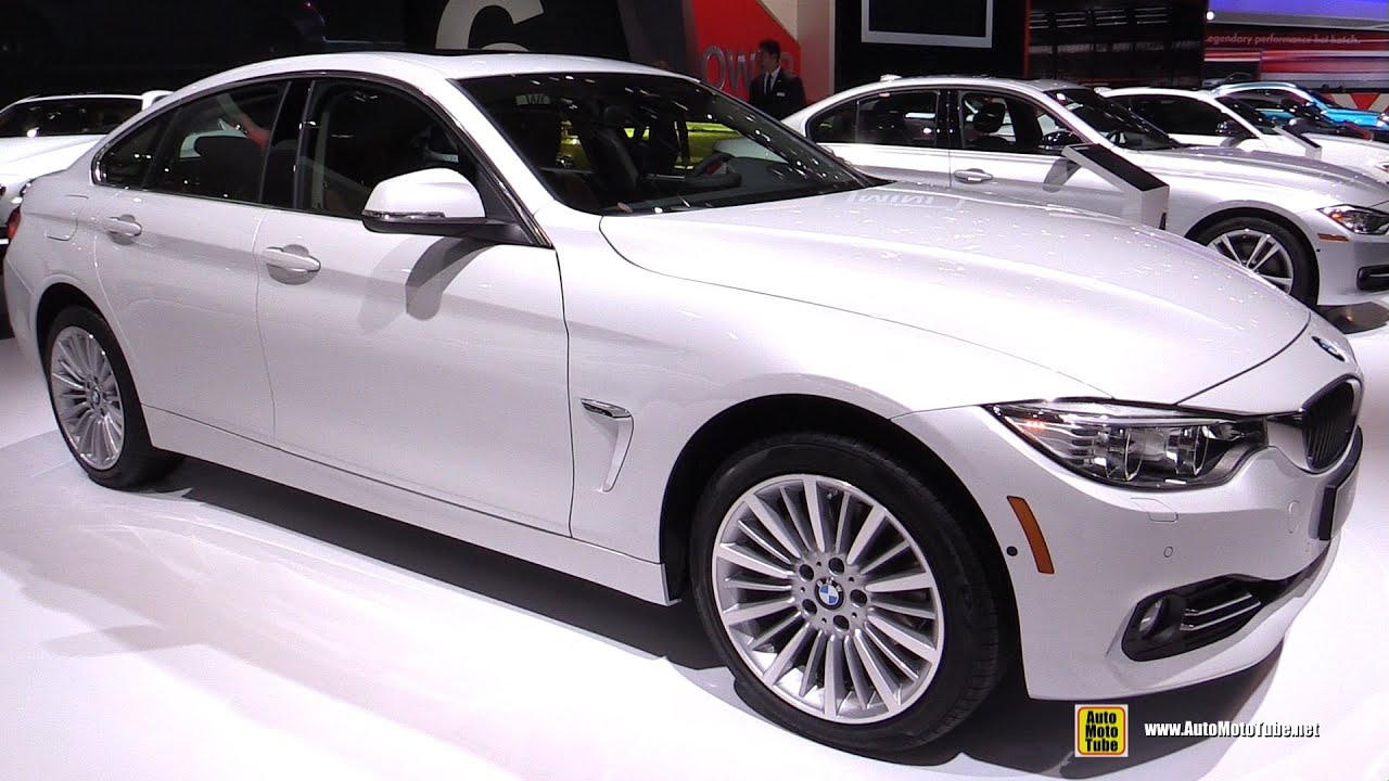 2015 bmw 4 series 428i xdrive gran coupe exterior and. Black Bedroom Furniture Sets. Home Design Ideas