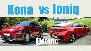 Kona Electric Vs Ioniq Electric. How do they compare?