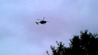 UH-72 Lakota im Vorbeiflug