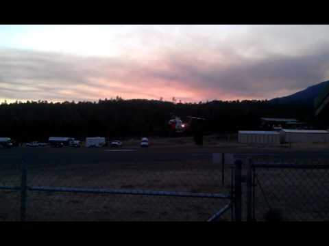 Bell AH-1 Landing O54