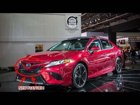 Hot News Low Price 2018 Toyota Camry