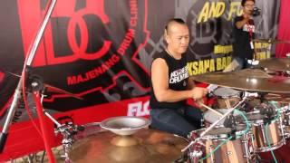 Check Sound Sandy Andarusman ( Majenang Drum Clinic )