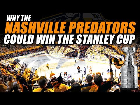 Why the Nashville Predators Could Win the Stanley Cup