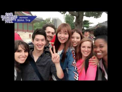 [Ajou University] Fall 2016 Exchange Students
