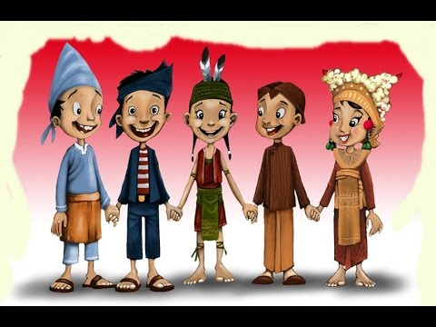 Kartun  Indo Temanku Sakit animasi  anak indonesia  YouTube