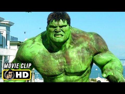 HULK (2003) Movie Clip - Hulk Smash [HD] Marvel