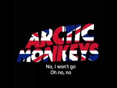 Arctic Monkeys- A Certain Romance lyrics