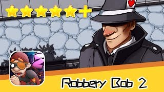 Robbery Bob 2 Seagull Bay Level 10 Green Screen Bob Walkthrough Secret Mission Recommend index five