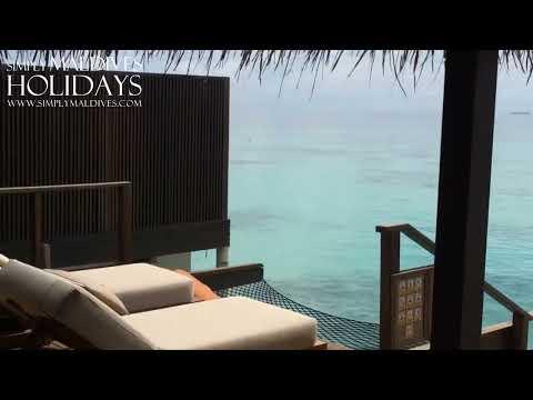 AYADA Maldives   Ocean Villa Video