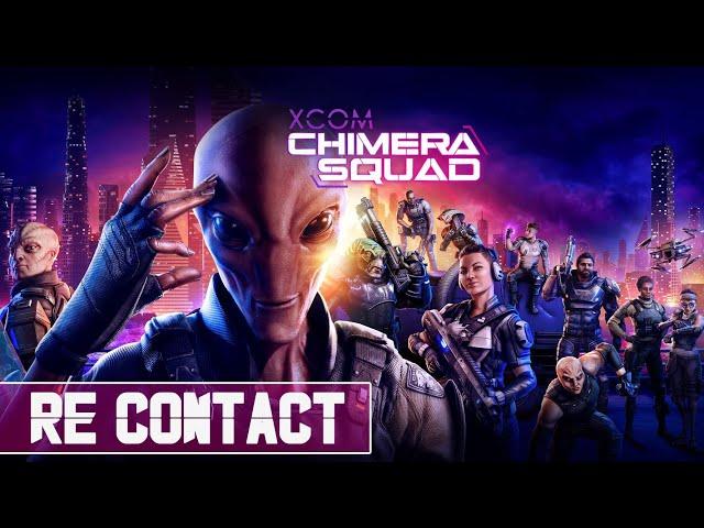[FR] XCOM: Chimera Squad - Re-Contact - Fin de campagne