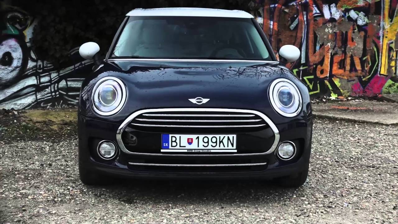 Test 2016 Mini Cooper D Clubman Youtube