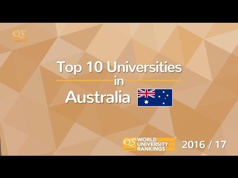 Top Universities in Australia 2016/17 | Top Universities