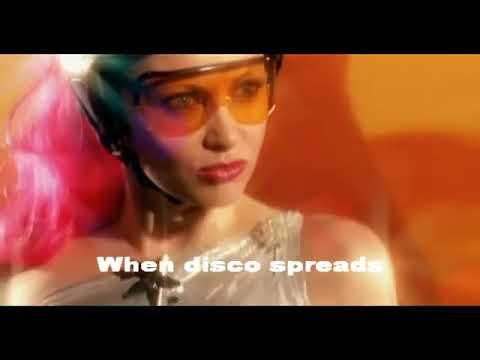 Alcazar 🎵🎶🎸  Crying at the discotheque🎢🎣🎤 karaoke mr Magic