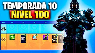 *X* Skin Level 100 and All Purchased Fortnite Battle Pass Fortnite Battle Royale