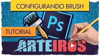Configurando Brush no Photoshop