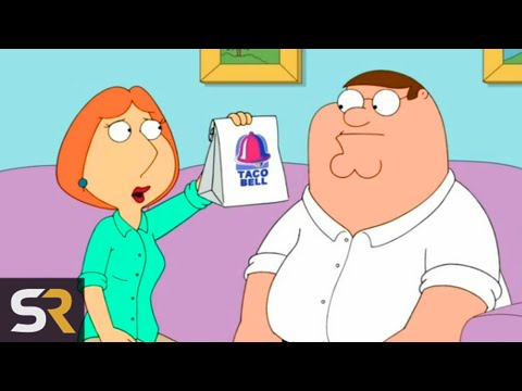 10 Messed Up Facts About Peter And Lois Griffin's Marriage