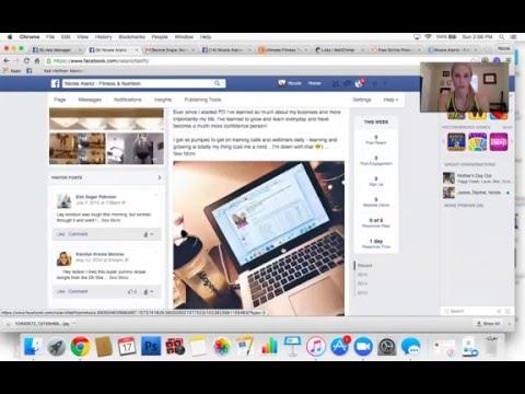 Creating a Custom Audience for Facebook Ads Beachbody Coach