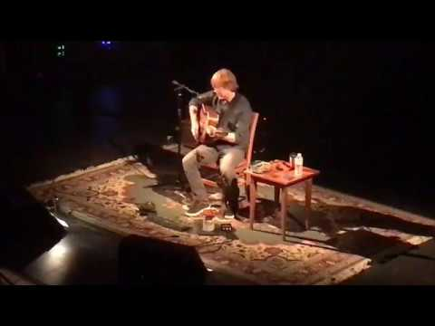 Trey Anastasio -  Acoustic - 3/11/17 Portsmouth, NH - Full First Set