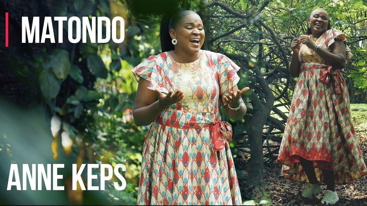 Download Anne Keps - MATONDO - Olianne Music - Clip