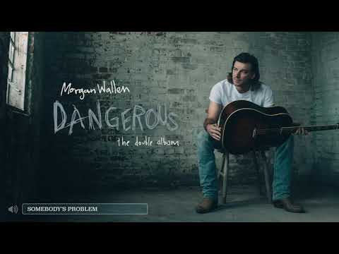 Morgan Wallen - Somebody's Problem (Audio)