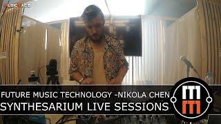 Future Music Technology - Nikola Chen (live)