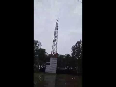 Wind energy for telecom