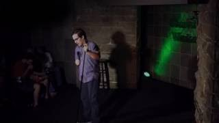 Brian Flynn: Comedy Works, July 6 2016