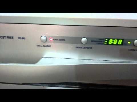 Defeito da geladeira Electrolux frost free df46