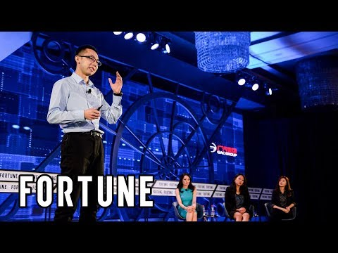 Fortune China Innovation Award Competition: New Media And Entertainment And Education I Fortune