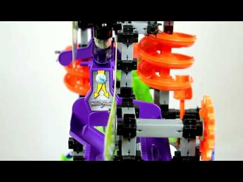 Genius 2 0 Techno Gears Marble Mania Tech Series Youtube