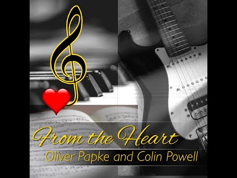 Music Night - From the Heart - The Latest Album from Oliver Papke and Colin Powell