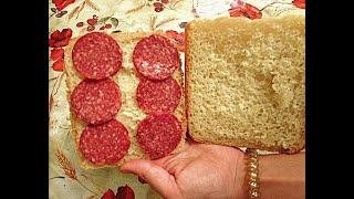 Воздушный Хлеб в Хлебопечке Редмонд 1911