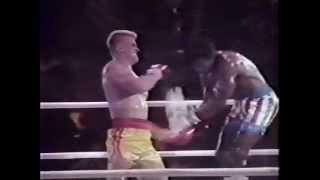 Rocky IV TV spot 1985