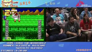 Summer Games Done Quick 2014 - Part 29 - Sonic The Hedgehog 2