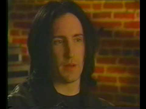 an analysis of trent reznor He didn't write it, trent reznor did but he made that song his, and proved that he could still kick some seriously spooky musical booty and it ain't just about cutting himself to feel something.