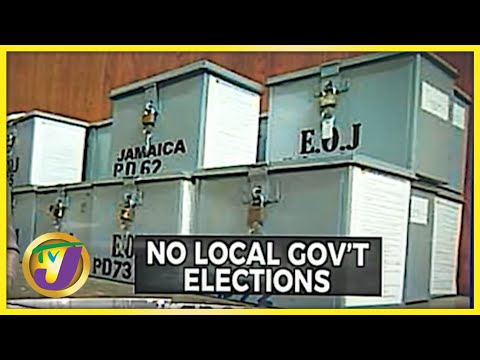 No Local Gov't Election This Year   TVJ News