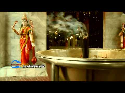 Medan Tourism Guide - Kuil Shri Mariamn