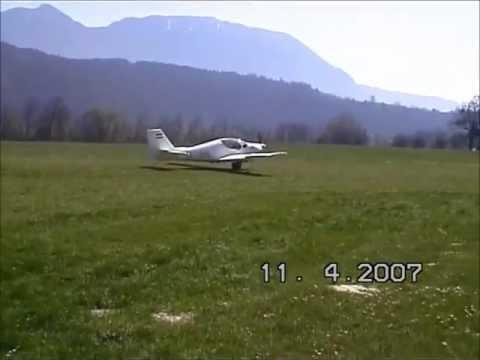 FirstFlight  Experimental Aircraft Europa