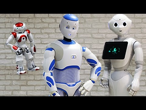 Europe's Robots Becoming 'Electronic Persons'