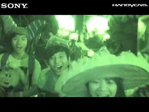 Sony X Ocean Park Halloween 2008 (10/10 11:45PM)