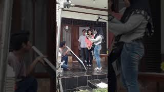 "Dibalik Layar Proses Shooting ""Menembus Mata Batin"" Adzwa Aurell As Sinta #01"