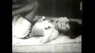 "Bettie Page ""Fireplace Dance"""