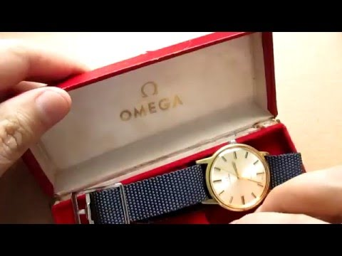Yet Another Vintage Omega Geneve 601 with Box