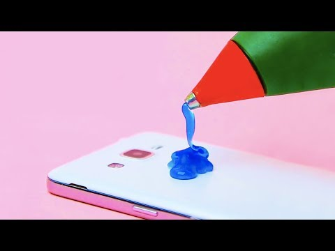 Thumbnail: 18 CRAFTING HACKS FOR YOUR PHONE