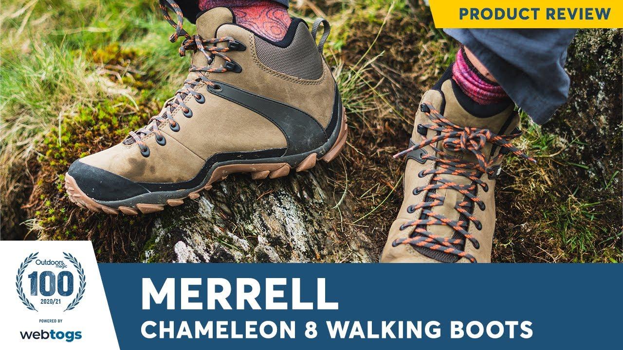 Merrell Chameleon 8 Hiking Boot
