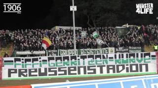 SC Preußen Münster 4:0 RW Erfurt - 3.Liga Saison 2016/2017