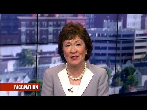 """Republican Sen. Susan Collins: """"I"""