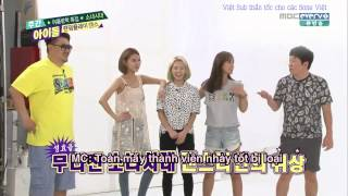 vuclip [VIỆT SUB] 150819 Weekly Idol EP212 SNSD - Part 4