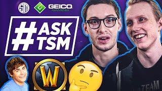 TSM Answers Fan Questions From Twitter! | Ask TSM Ep. 8